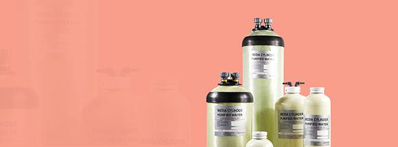 Water Deioniser Cylinders